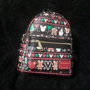Disney Holiday Treats backpack